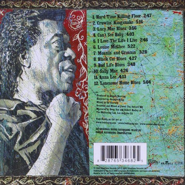 Buddy Guy – Blues Singer