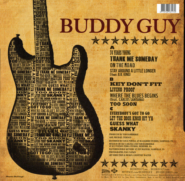 Buddy Guy – Living Proof
