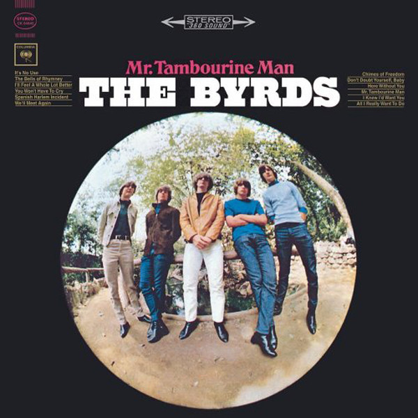 The Byrds ‎– Mr. Tambourine Man