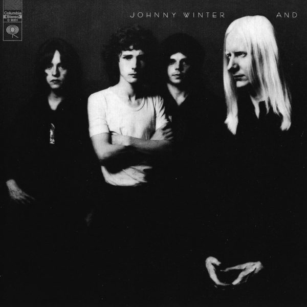 Johnny Winter And ‎– Johnny Winter And