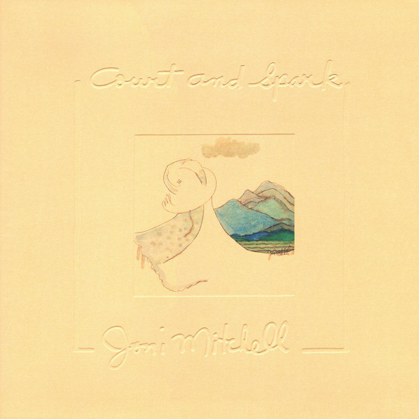 Joni Mitchell ‎– Court And Spark