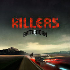The Killers ‎– Battle Born ( 2 LP, 180g, Color Vinyl )