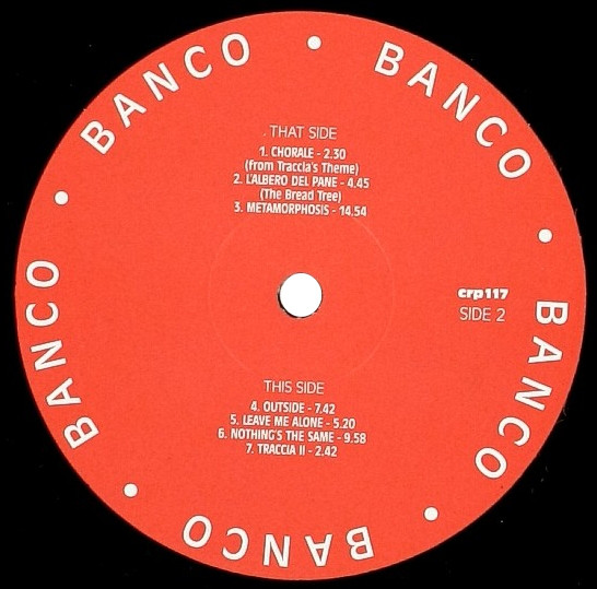 Banco – Banco