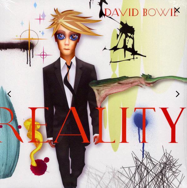 David Bowie – Reality