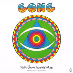 Gong ‎– Radio Gnome Invisible Trilogy ( Box Set, 3 LP )