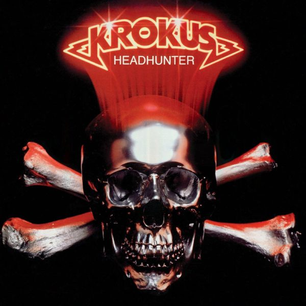 Krokus ‎– Headhunter