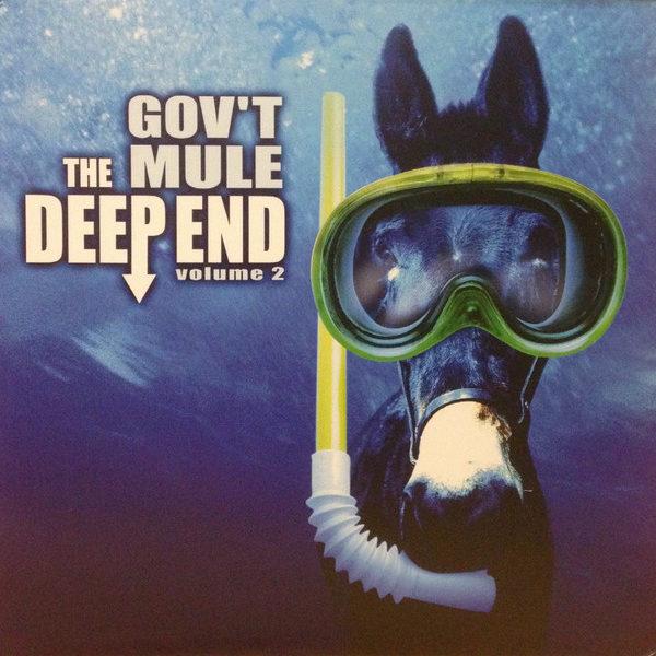 Gov't Mule – The Deep End Volume 2 ( 2 LP, 180g )