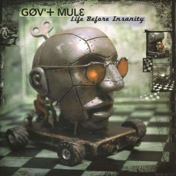 Gov't Mule ‎– Life Before Insanity