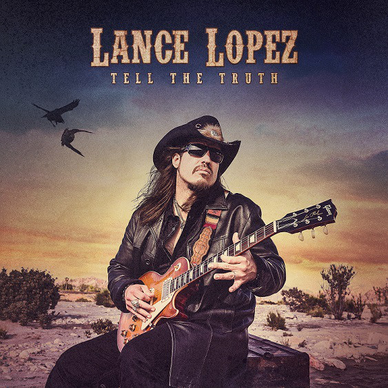 Lance Lopez ‎– Tell The Truth