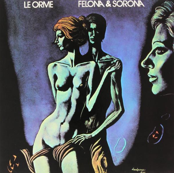 Le Orme – Felona & Sorona ( Color Vinyl )