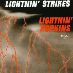 Lightnin' Hopkins ‎– Lightnin' Strikes