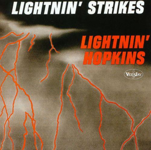 Lightnin' Hopkins – Lightnin' Strikes
