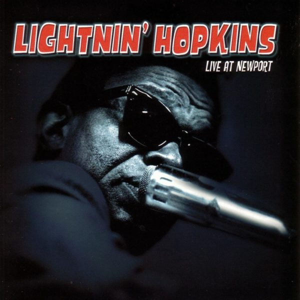 Lightnin' Hopkins – Live At Newport