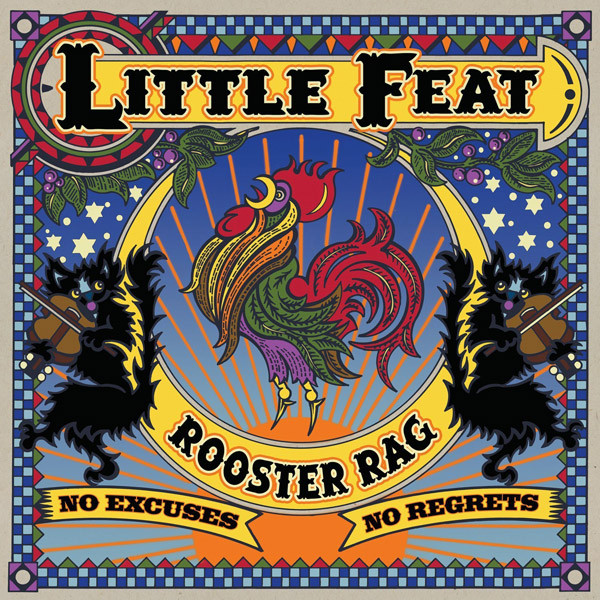 Little Feat ‎– Rooster Rag
