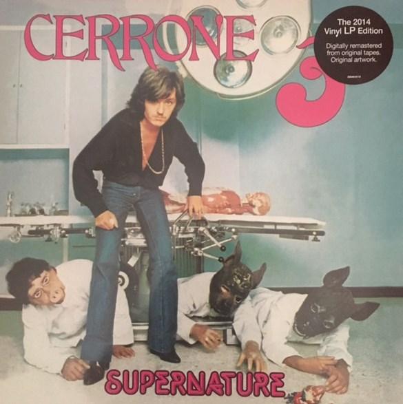 Cerrone – Cerrone 3 - Supernature