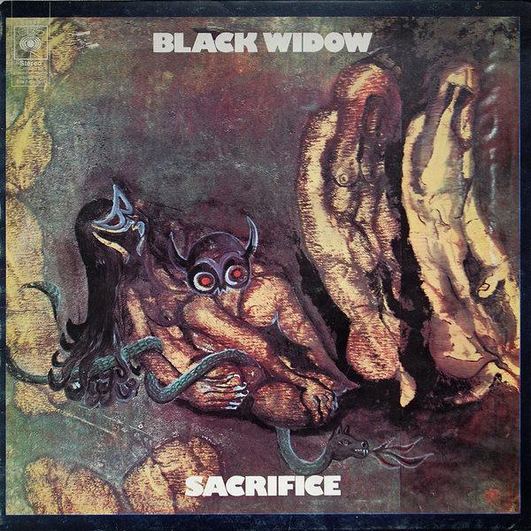 Black Widow – Sacrifice
