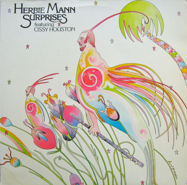 Herbie Mann feat. Cissy Houston ‎– Surprises ( 180g )