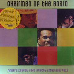 Chairmen Of The Board ‎– Finder's Keepers Vol.3