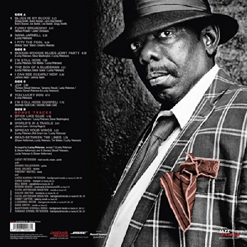 Lucky Peterson – The Son Of A Bluesman ( 2 LP, 180g )