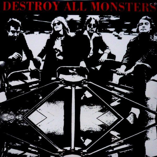 Destroy All Monsters – Destroy All Monsters