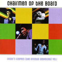Chairmen Of The Board ‎– Finder's Keepers Vol.1