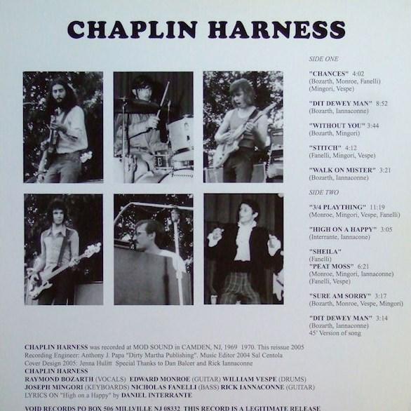 Chaplin Harness – Chaplin Harness