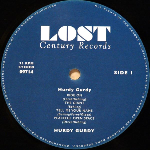Hurdy Gurdy – Hurdy Gurdy