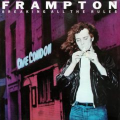 Peter Frampton ‎– Breaking All The Rules