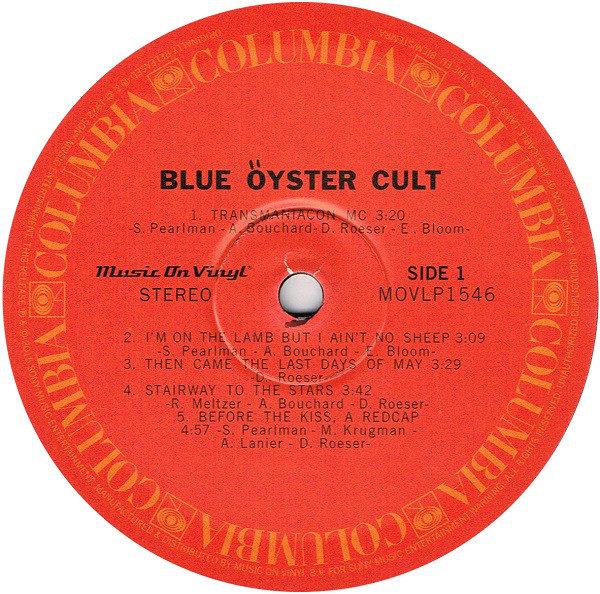 Blue Öyster Cult – Blue Öyster Cult