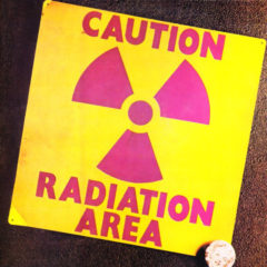 Area ‎– Caution Radiation Area