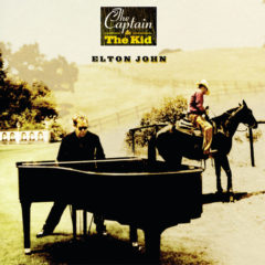 Elton John ‎– The Captain & The Kid
