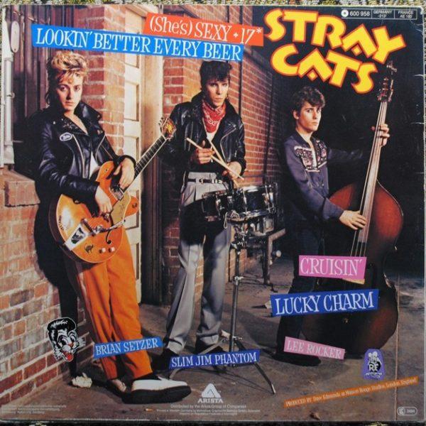 Stray Cats – (She's) Sexy + 17