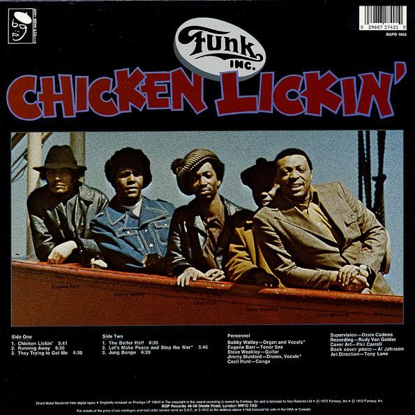 Funk Inc. – Chicken Lickin'