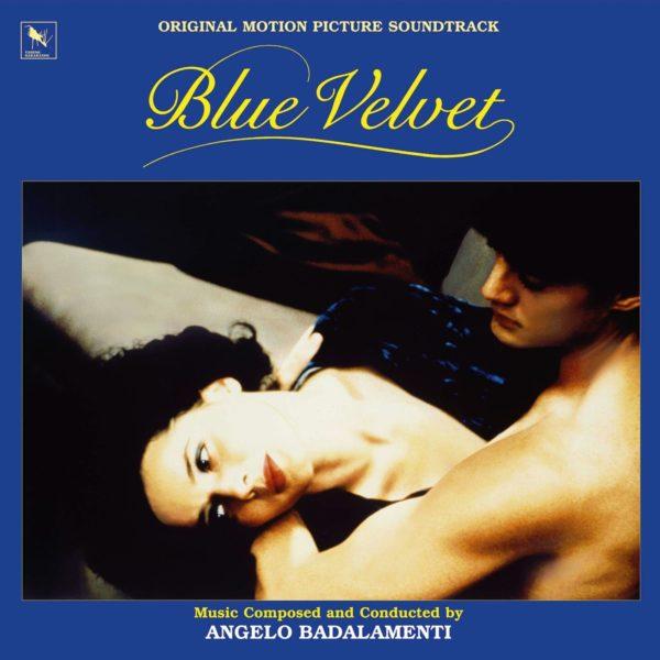 Angelo Badalamenti – Blue Velvet (Original Motion Picture Soundtrack)