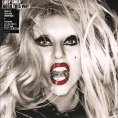 Lady Gaga ‎– Born This Way