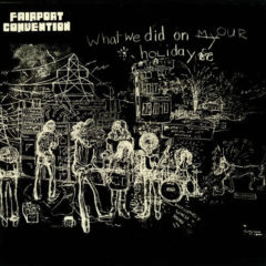 Fairport Convention ‎– What We Did On Our Holidays
