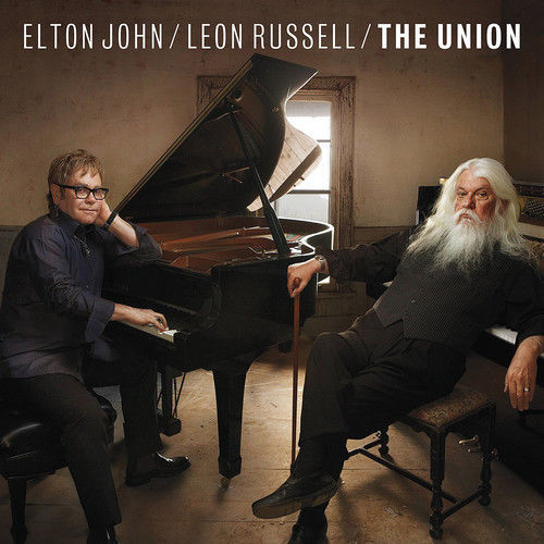 Elton John And Leon Russell ‎– The Union