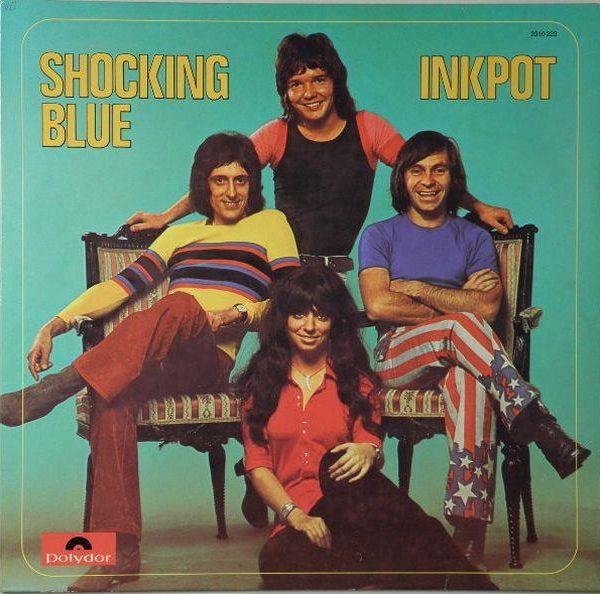 Shocking Blue – Inkpot ( 180g )