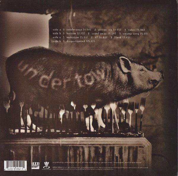 Tool – Undertow ( 2 LP )