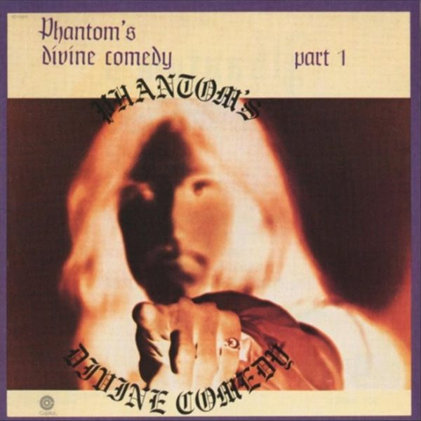 Phantom ‎– Phantom's Divine Comedy Part 1