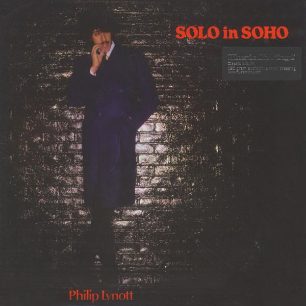 Philip Lynott – Solo In Soho ( 180g )