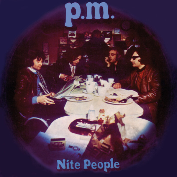 Nite People ‎– P.M. ( 180g )