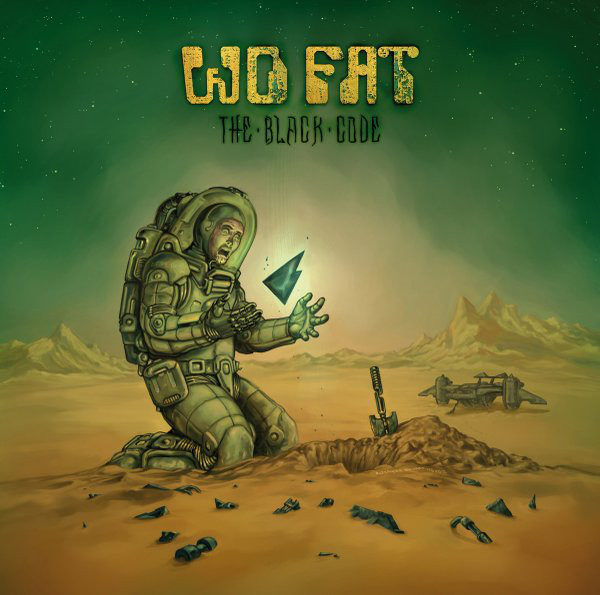 Wo Fat – The Black Code