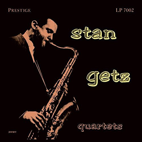 Stan Getz – Stan Getz Quartets