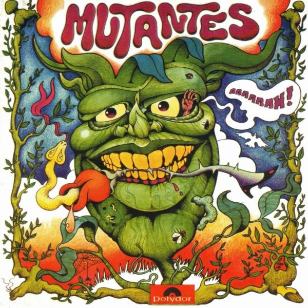 Mutantes – Jardim Elétrico