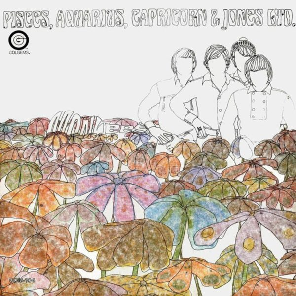Monkees ‎– Pisces, Aquarius, Capricorn & Jones Ltd.