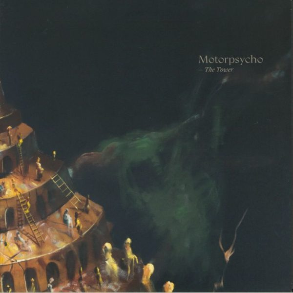 Motorpsycho ‎– The Tower ( 2 LP )