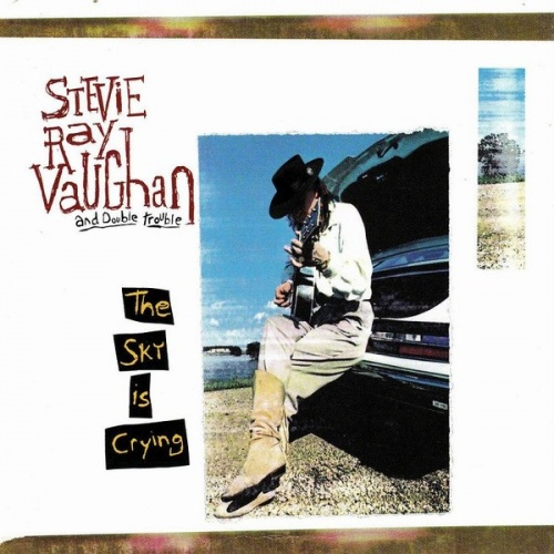Stevie Ray Vaughan And Double Trouble ‎– The Sky Is Crying ( 180g )