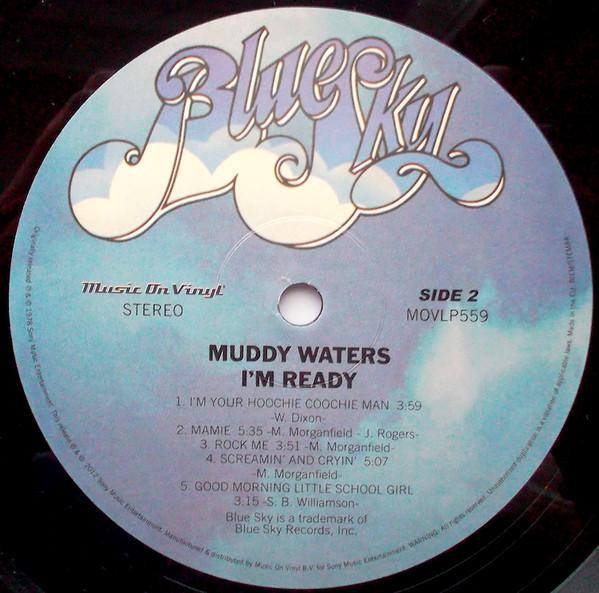Muddy Waters – I'm Ready