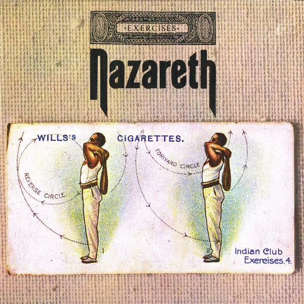Nazareth – Exercises ( 180g, G/f. )